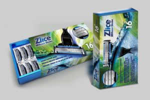 packaging lamette Zlice SMOTgraphic