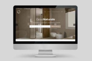 Creazione sito internet opusnaturale.it