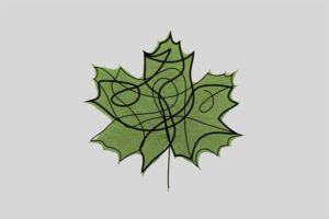 logo design The Tree prodotti biologici